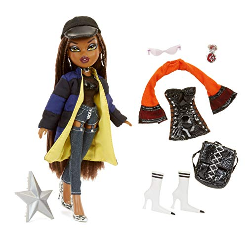 (Bratz Collector Doll - Sasha, Multicolor)