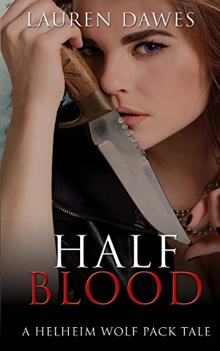 book cover of Half Blood