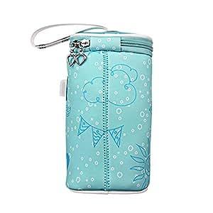 Amazon.com: Bolsa de calentador portátil USB para botella de ...
