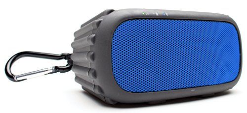 ECOXGEAR ECOROX Rugged and Waterproof Wireless Bluetooth Speaker - Blue
