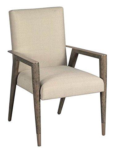 Price comparison product image Shelby Arm Chair in Gray Finish