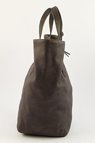 Borsa a spalla Timberland M5492 Grigio 015 Made in Italy