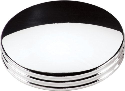 Billet Specialties 89120 Power Steering Cap Cover for Saganaw Reservoirs