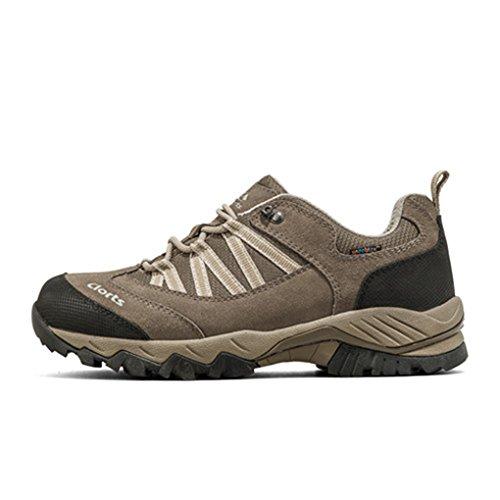 - Men Hiking Shoes Waterproof Outdoor Rubber Non-slip Trekking Sports Sneakers