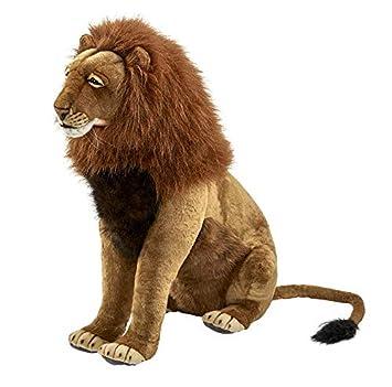 Hansa – Peluche león Sentado 100 CMH