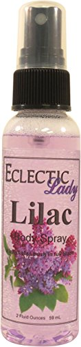 Lilac Body Spray by Eclectic Lady