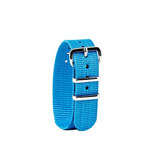 EasyRead Time Teacher Children's Watch Band - Royal Blue (Children Watch Band)