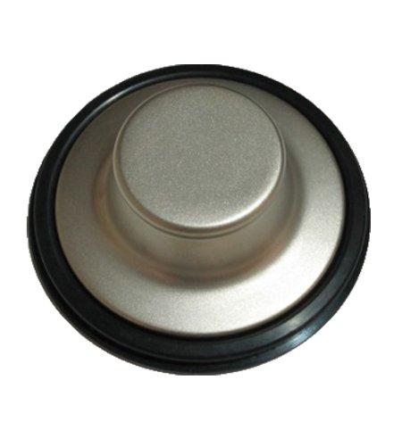 Herbeau-Creations-451460-Garbage-Disposal-Stopper-Satin-Nickel