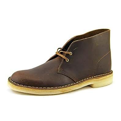 Amazon Com Clarks Originals Desert Boot Men W Round Toe