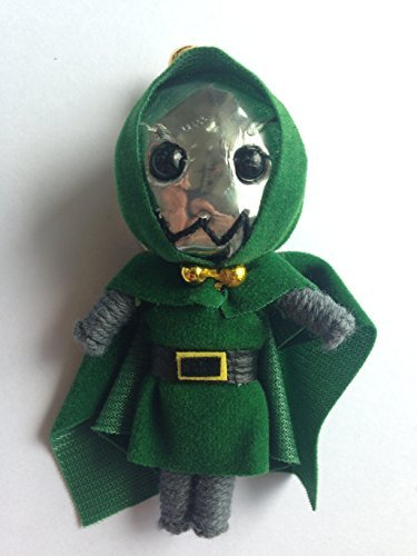 Dr. D (Doctor Doom Costumes)