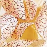 Bakers EZ way Chocolate Transfer Sheet: Hearts.