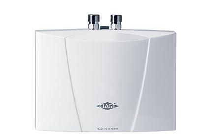 Clage a presión pequeño calentador de agua calentador de MDH MBH 6 - 5,7