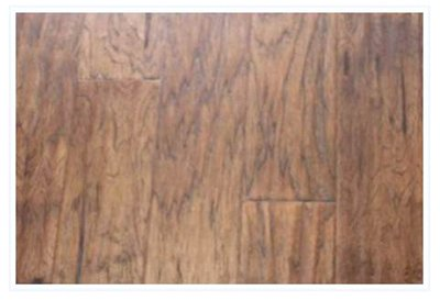 samling global usa inc hc-al Redgate Hill Country Collection, 3/8'' x 5''W x 48''L, Hickory Antelope Flooring