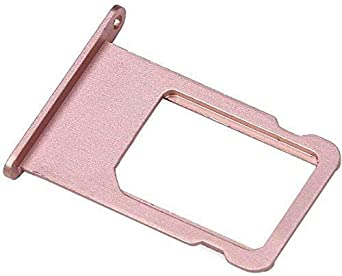Silver XcellentFixParts Replacement Sim Card Tray Holder for iPhone 6 plus 2 SIM Card Tray Open Eject Pins