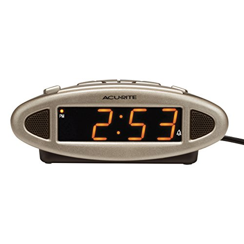 AcuRite 13027A Intelli Time Digital Alarm