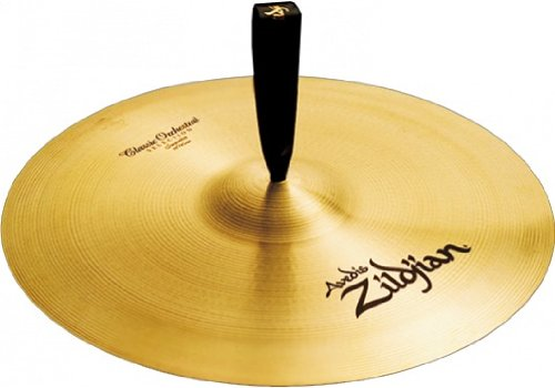- Zildjian Classic Orchestral Selection Suspended Cymbal 16 in.