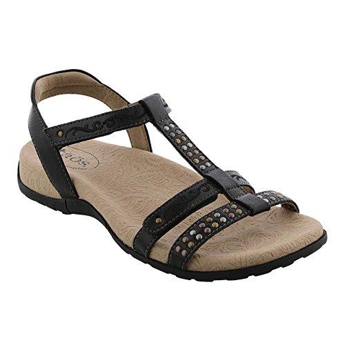 Award Sandal Black Footwear Women's Taos qa1EAtw