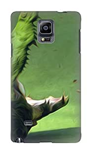 Storydnrmue Premium Case For Galaxy Note 4- Eco Package - Retail Packaging - YXHmdc-6395-yoUrB
