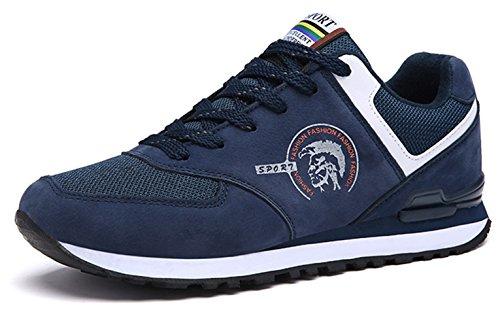 Piel De Hombre Running Lfeu Azul Otra Zapatillas SHqUvw8