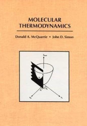 molecular thermodynamics mcquarrie solutions manual pdf