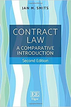 Book's Cover of Contract Law: A Comparative Introduction (Anglais) Broché – 30 juin 2017