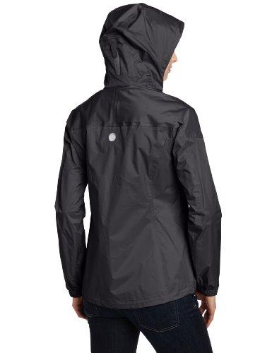 Marmot Women's Precip Jacket, Black, X-Small by Marmot (Image #2)