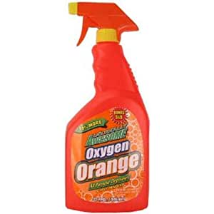 Amazon.com: New 313988 Awesome Oxygen Orange Cleaner 32 Oz