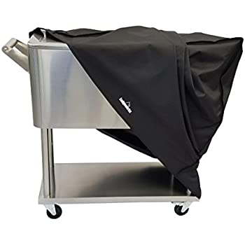 Cooler Cart Cover   Universal Fit For Most 80 QT (qt) Rolling Cooler (