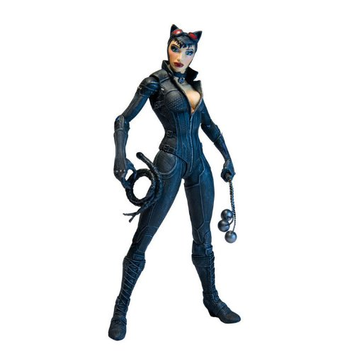 DC Direct Batman: Arkham City Series 2: Catwoman Action Figure (Catwoman Arkham City)