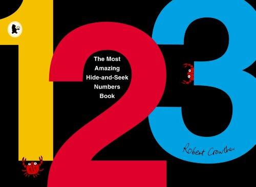 Most Amazing Hide Seek Numbers
