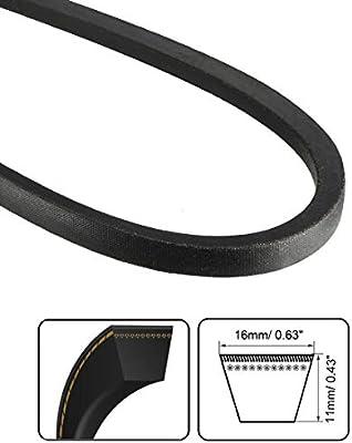 uxcell/® B-1778//B70 Drive V-Belt Inner Girth 70-inch Industrial Power Rubber Transmission Belt