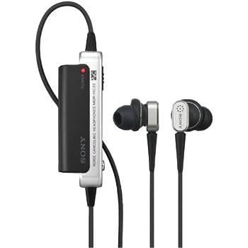 Sony Mdrnc22/Blk Noise Canceling Headphone (Black)