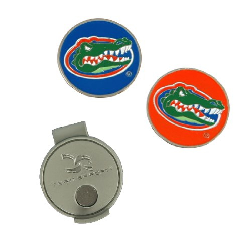 Florida Gators Hat Clip and Ball Markers