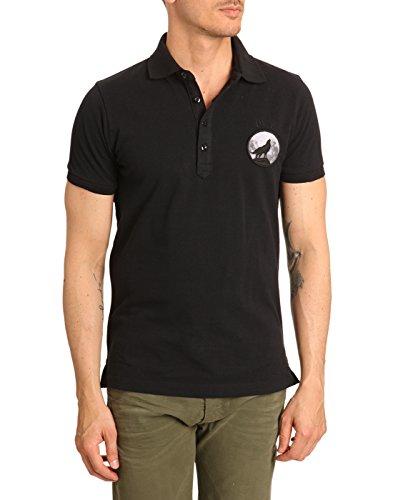 Diesel - Herren- Polo-Shirt, schwarz Nandita für herren