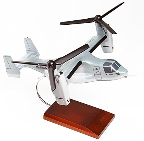 Mastercraft Collection V-22 Osprey USMC Grey Model Scale: 1/48 (V22 Model)