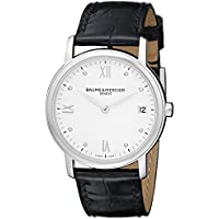 Baume & Mercier Classima Women's Watch (White)