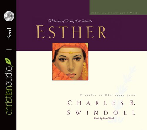 Great Lives: Esther: A Woman of Strength and Dignity (Great Lives Series) by Brand: christianaudio Seed