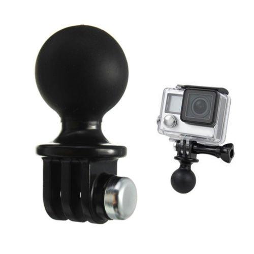 Price comparison product image NPLE--Portable RAM Mount Tripod Ball Adapter Head For GoPro Hero 1 2 3 3+ 4 Camera