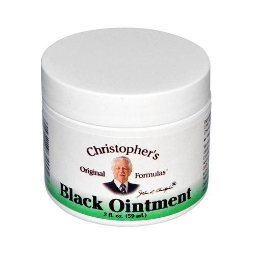 - Black Drawing Ointment 2 OZ