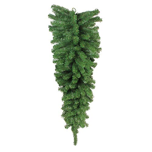 Northlight 48'' Deluxe Windsor Pine Artificial Christmas Teardrop Swag - Unlit by Northlight (Image #1)