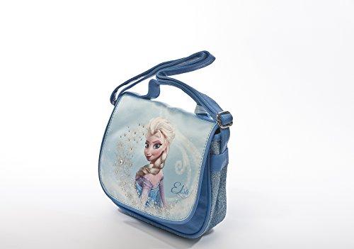 Disney Frozen Kinden Mädchen Klein Umhängetaschen Freizeit Taschen Schultertaschen Reise Geschenk