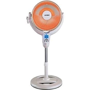 Amazon Com Optimus Electric 14 Quot Oscillating Pedestal