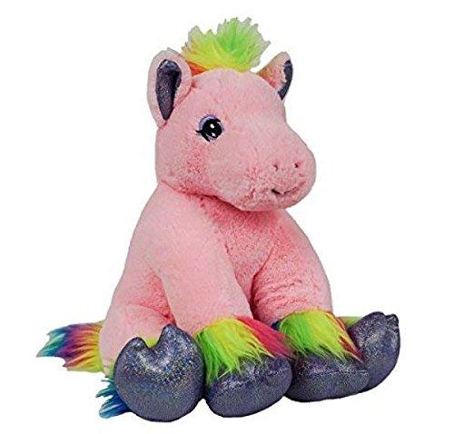 (BEARegards Recordable Rainbow Pony with 20 second digital recorder)