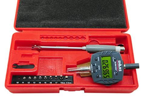 0.4-0.7 Inch Electronic Bore Gage with 0.5