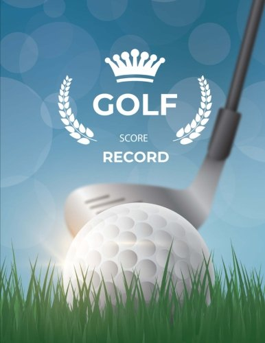 - Golf Score Record: Golf Game Record Keeper Book, Golf Score, Golf score card, Golfing Log Scorecards, Size 8.5 x 11 Inch, 100 Pages
