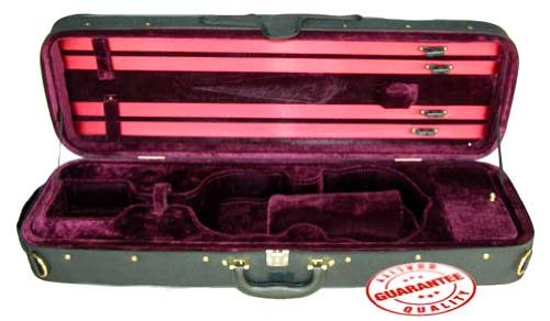 D'luca Oblong Violin Case