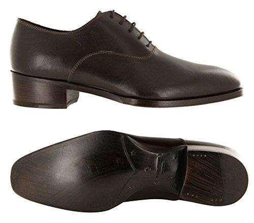 Nieuwe Max Verre Bruine Lederen Schoenen