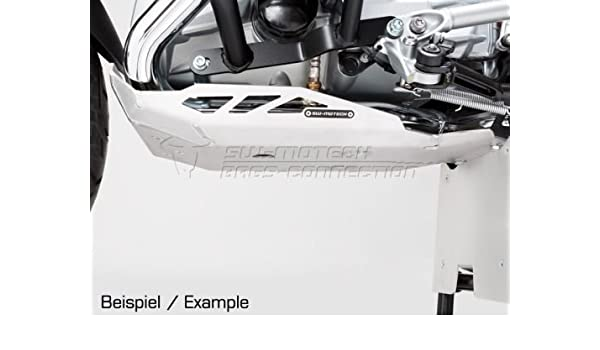SW-MOTECH Aluminum Engine Guard Silver Skidplate For BMW R1200GS LC 13-18 /& R1200GS LC Adventure 14-18