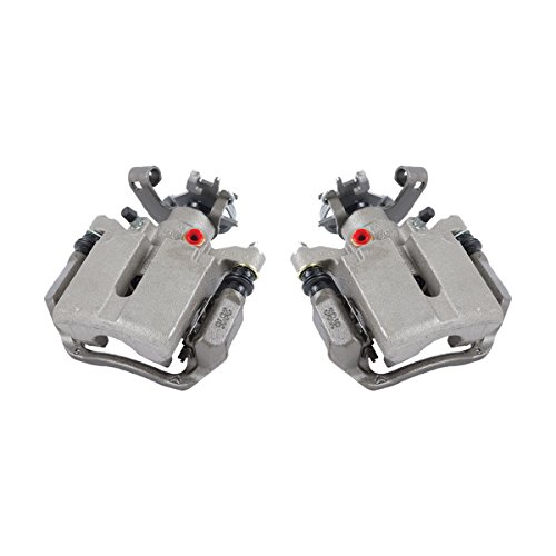 CKOE00984 [ 2 ] REAR Premium Grade OE Semi-Loaded Caliper Assembly Pair Set