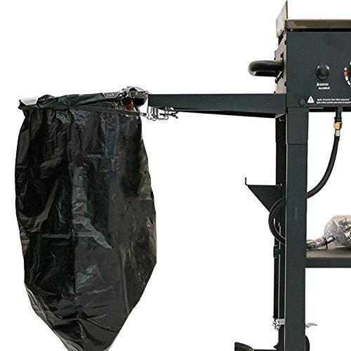 Yukon Glory YG-778 Portable Trash Bag Holder-Ideal Accessor, Stainless steel by Yukon Glory